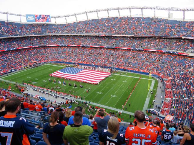 Empower Field in Mile High