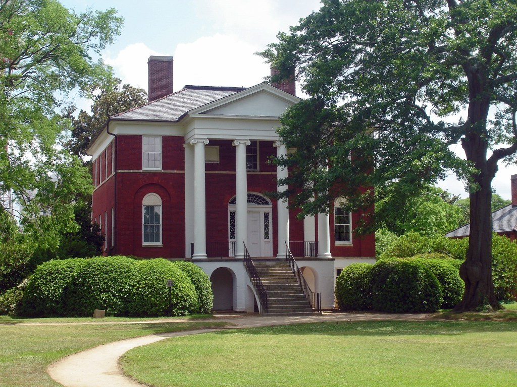 Robert Mills House and Gardens