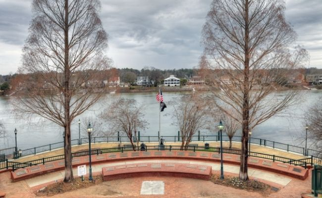 Things to Do in Augusta GA Augusta Riverwalk