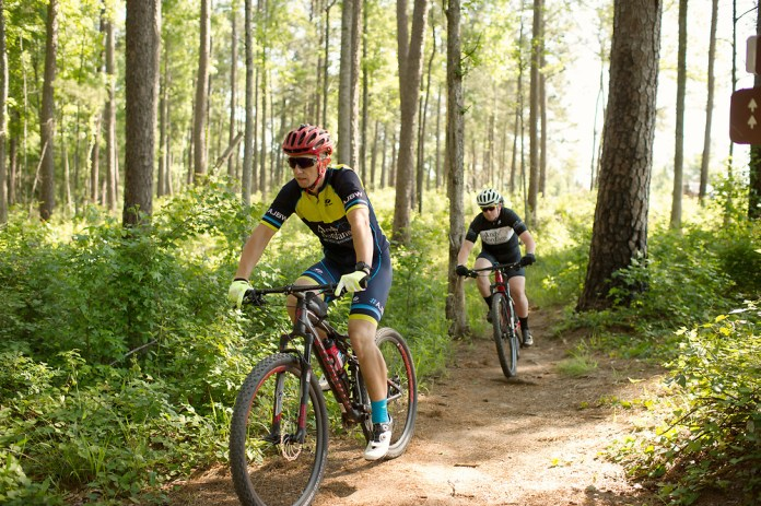 Things to Do in Augusta GA Forks Area Trail System