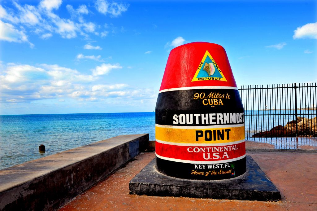 Things to do in Key West Southernmost Point