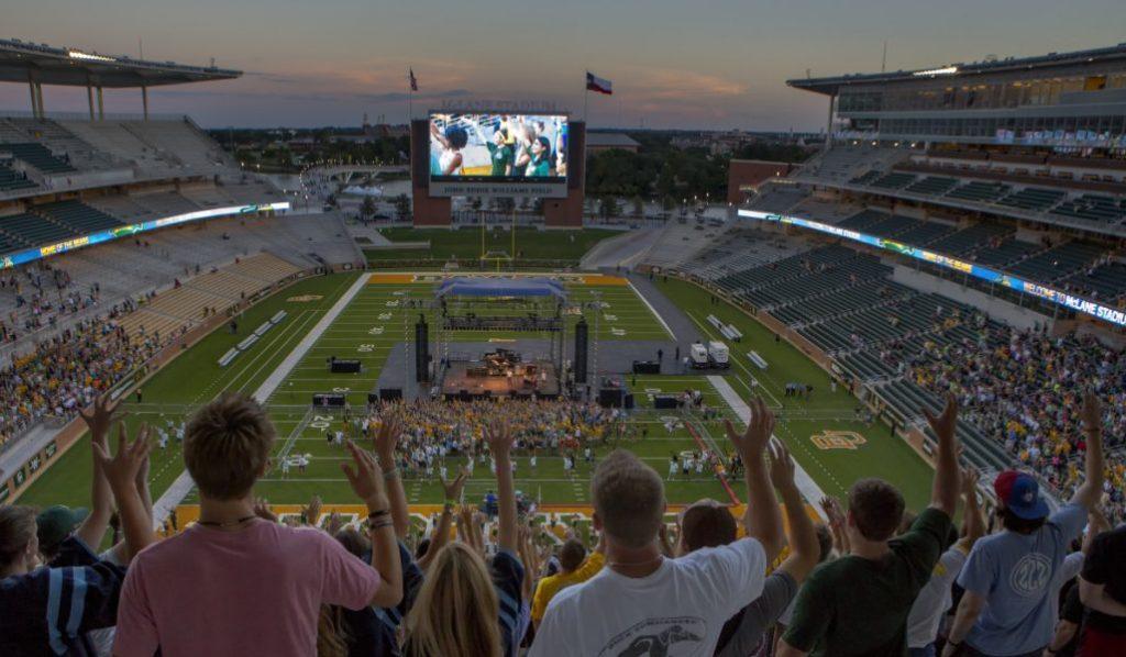 McLane Stadium Waco