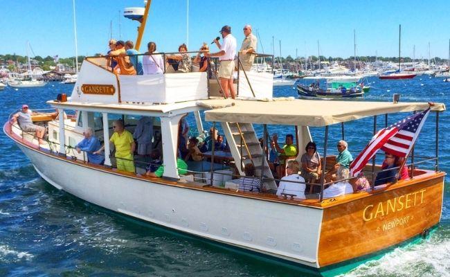 Gansett Cruises Newport RI