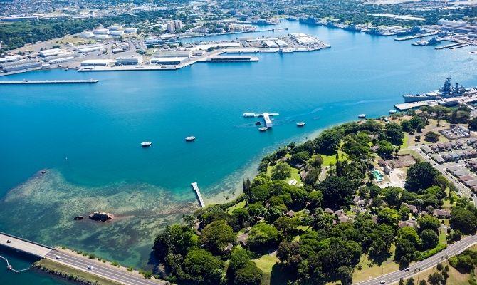 Pearl Harbor Honolulu HI