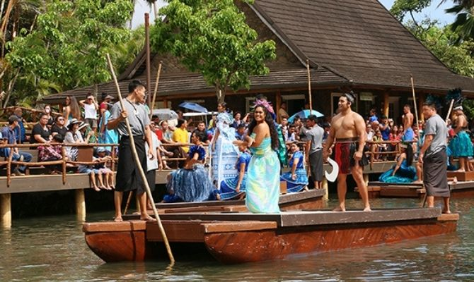 Polynesian Cultural Center Laie, HI