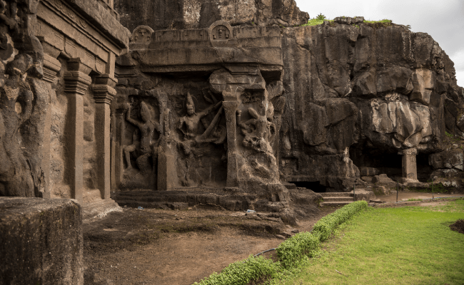 Things to Do in India Ellora Caves
