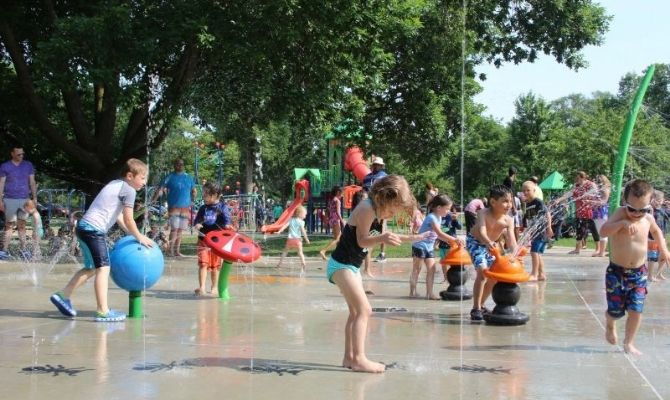 Things to do in Champaign IL Hessel Park