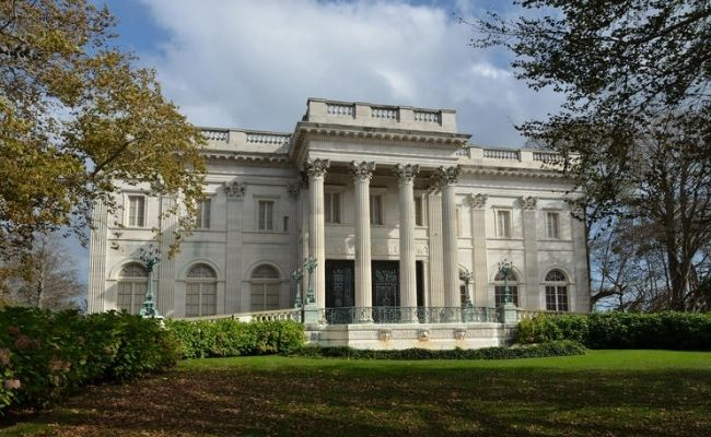 Things to do in Newport RI Marble House