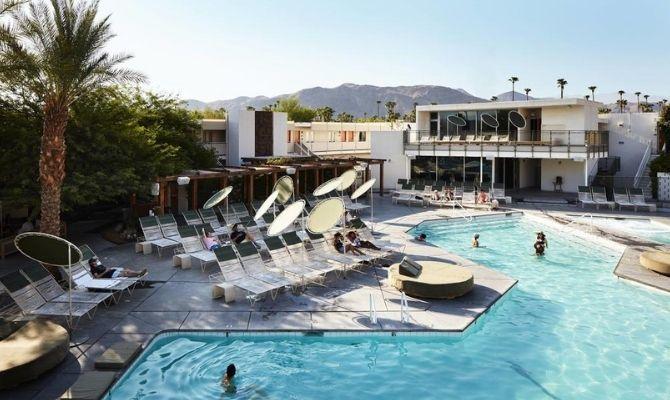 Ace Hotel and Swim Club Palm Springs CA
