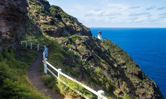 Makapuu Lighthouse Trail Honolulu HI