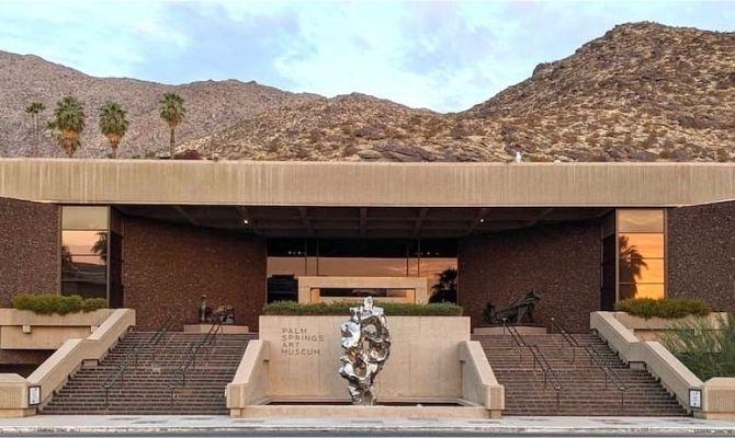 Palm Springs Art Museum CA