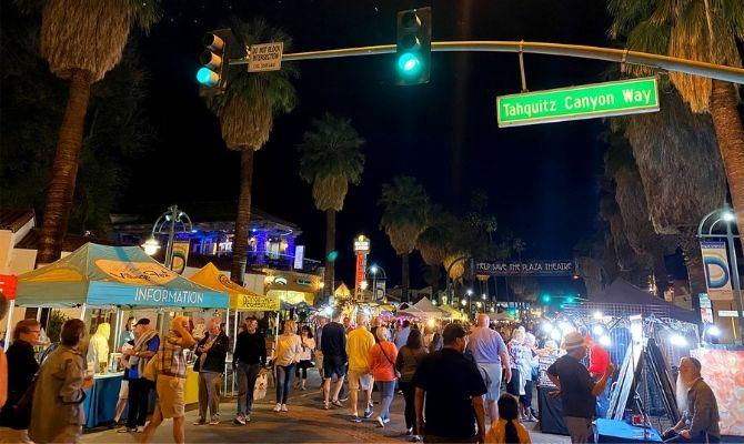 Palm Springs VillageFest