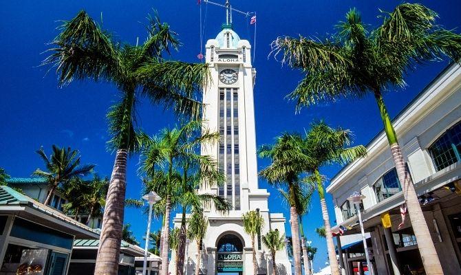 Things to Do in Honolulu Aloha Tower