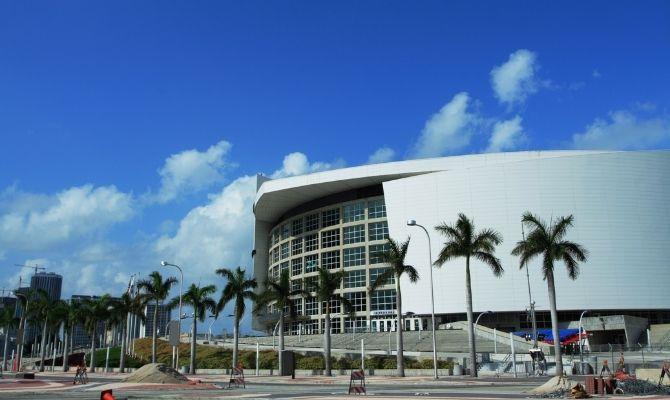 AmericanAirline Arena Miami FL