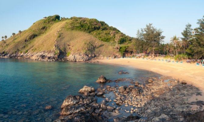 Beaches in Thailand Nui Beach