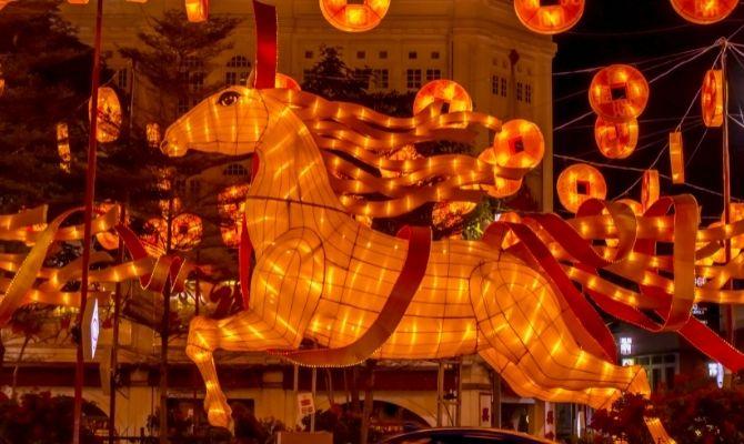 Festivals of Singapore