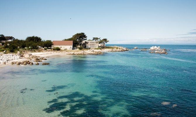 Monterey State BeachCalifornia