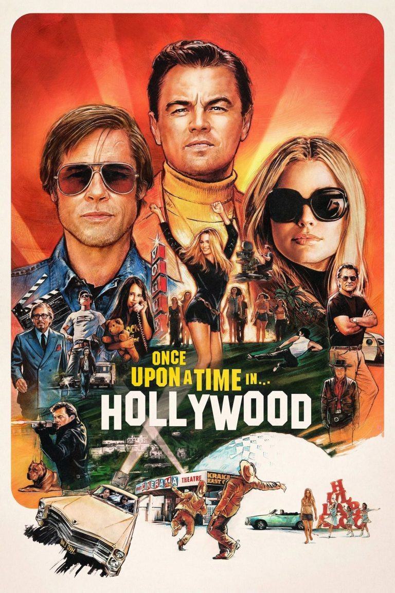 Once Upon a Time In Hollywood