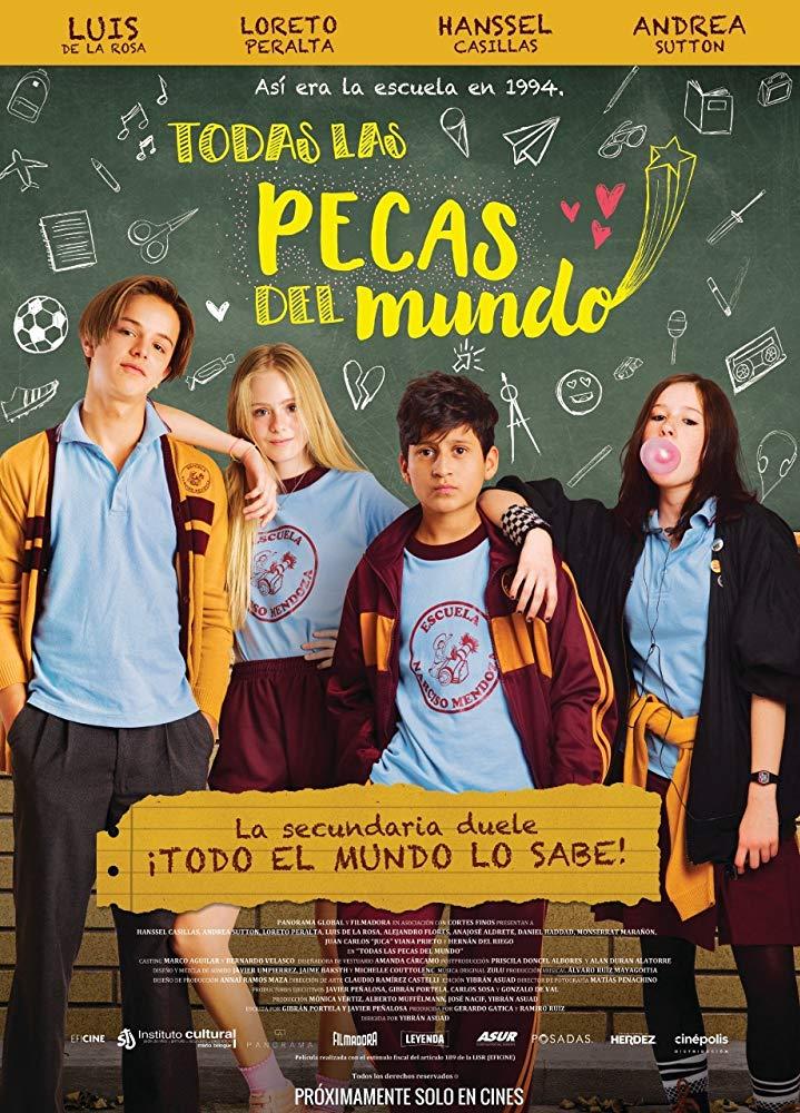 فيلم مكسيكي كوميدي مدرسي مترجم HD 2019