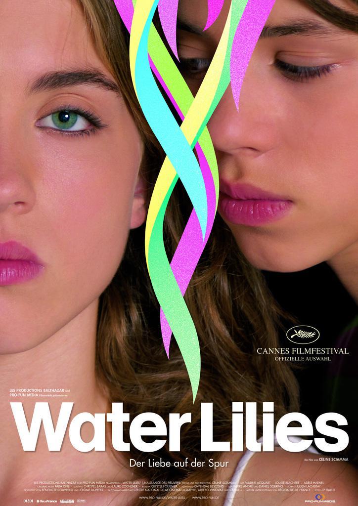فيلم الرومانسية والدراما الفرنسي Water Lilies مترجم عربي