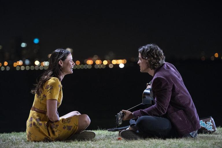 فيلم الرومانسيه I Met a Girl (2020) مترجم