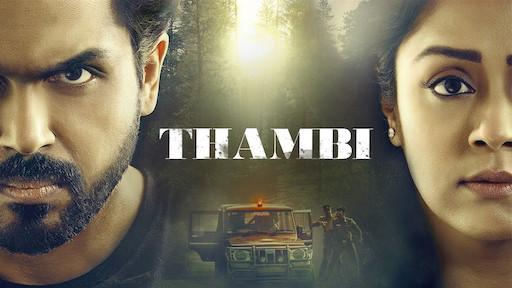 فيلم الاكشن الهندي Thambi مترجم