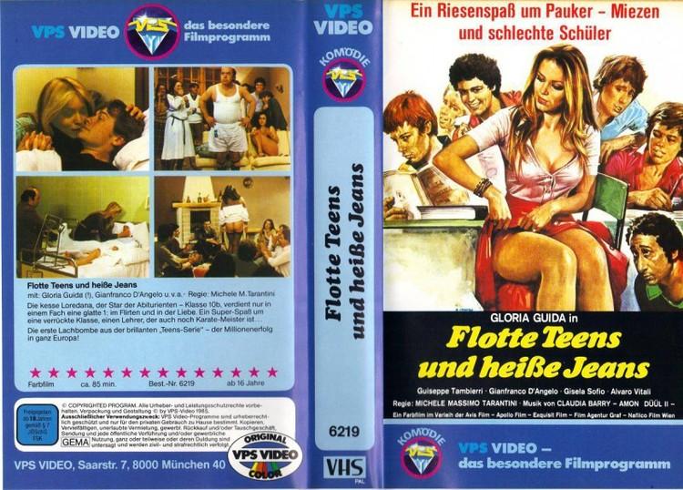 فيلم إيطالي The Teasers (1975) للكبار فقط