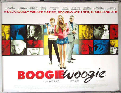 فيلم الدراما Boogie Woogie (2009) مترجم للكبار فقط