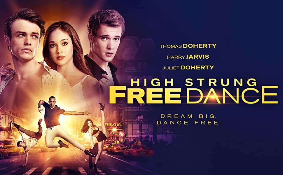 فيلم الرومانسيه High Strung Free Dance (2018)
