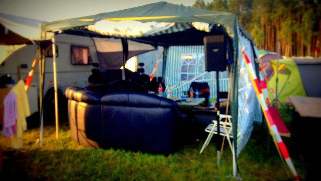 AirBeat One Campsite