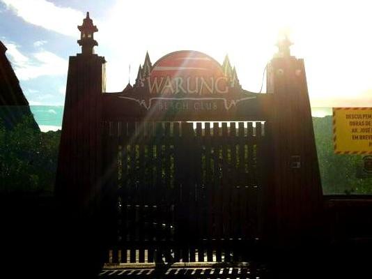 Gates of Warung. Source: Foursquare