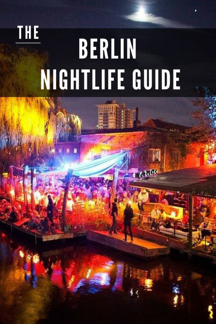 Explore Berlin's underground nightlife scene at these top clubs | nightlife | clubbing | techno | Germany | EDM | nightclub