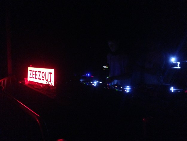 Zeezout party @ Undercurrent October 2015