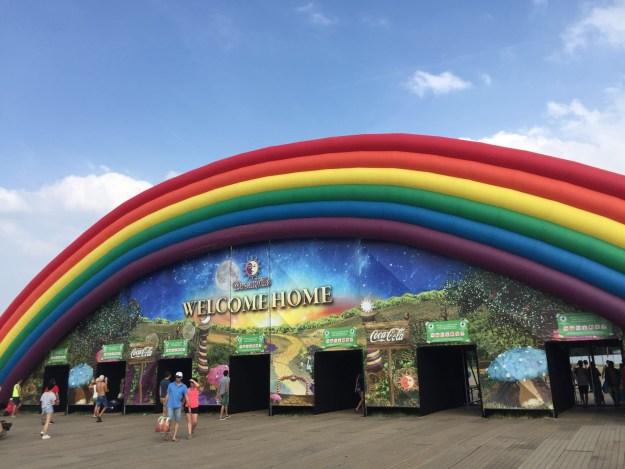 Tomorrowland Festival Review Dreamville - where dreams come true!