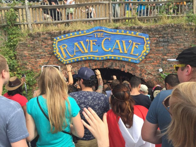 Tomorrowland Festival Review - The Tiny Rave Cave