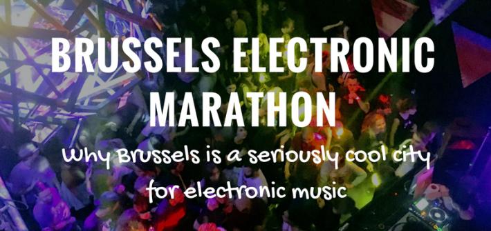 Brussels Electronic Marathon Nightlife