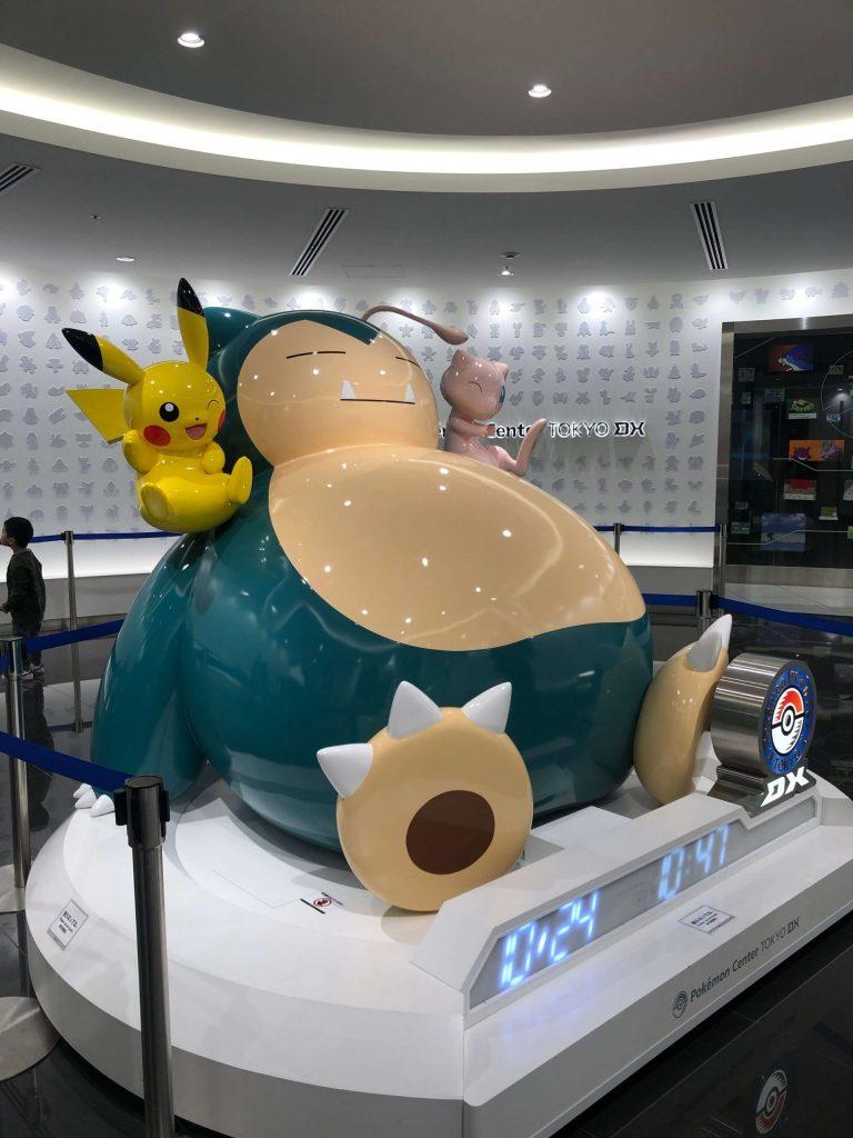 Pokemon Cafe entrance