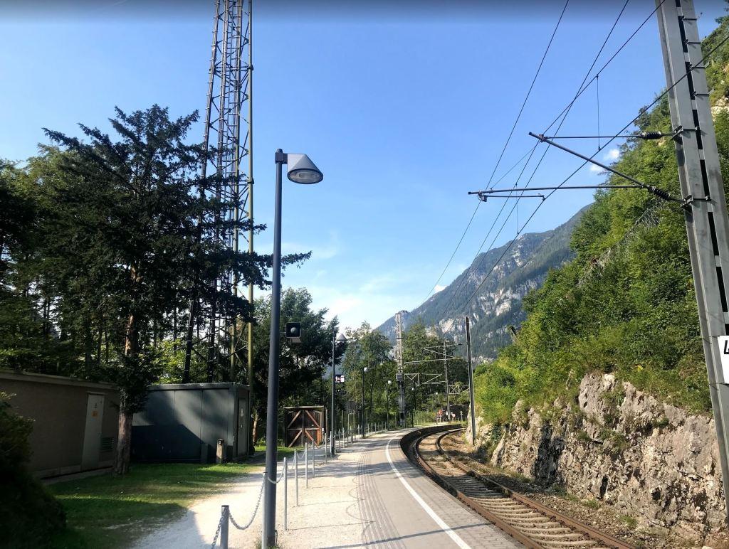 Hallstatt Train Station