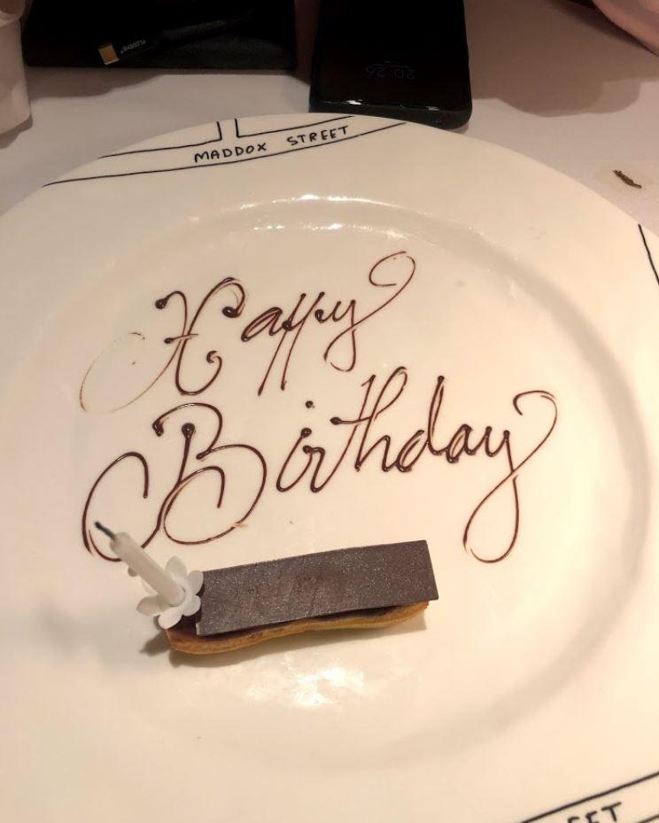 Sketch Happy Birthday
