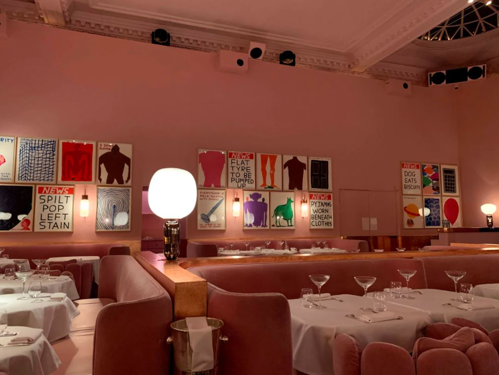 Dinner at Sketch London | What you need to know