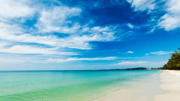Serendipity Beach, Cambodia