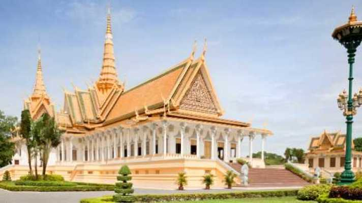 Royal Palace. |Cambodia Travel