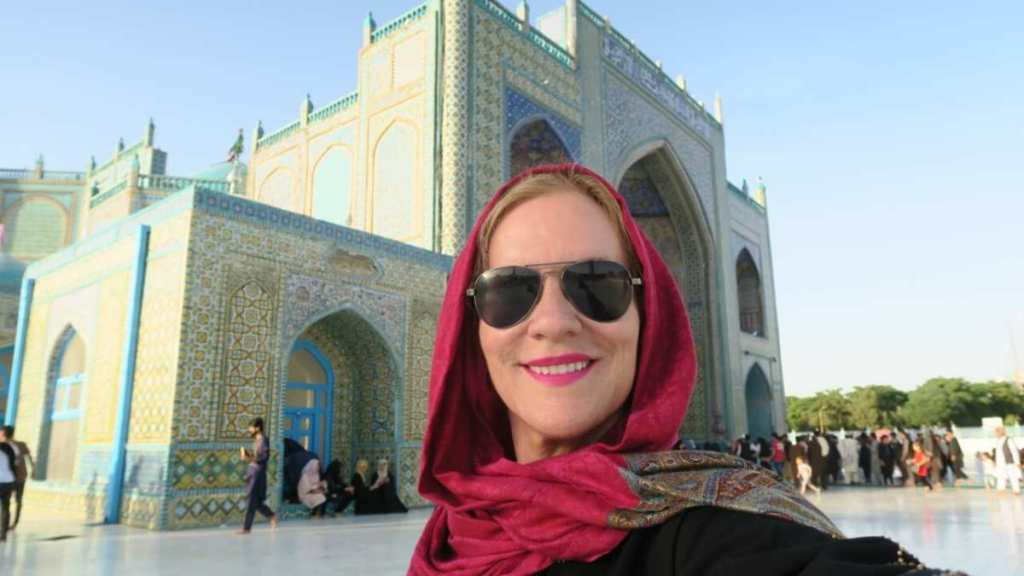 Tourism In Afghanistan with Ana Maria