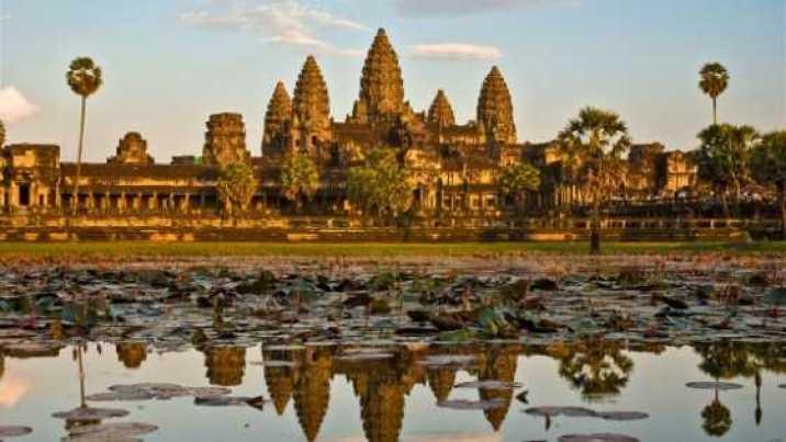 Ruins of Angkor Wat | Cambodia Travel