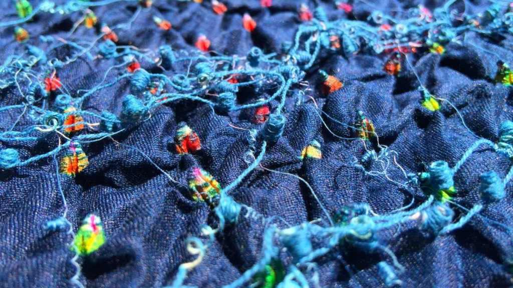 Bandhani Tie Dye