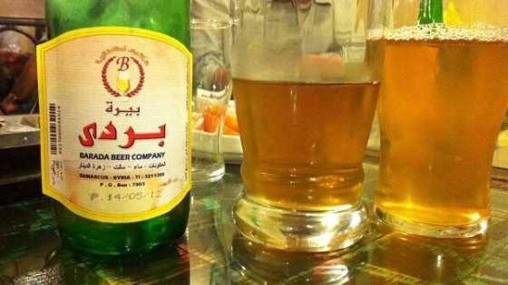 Barada beer | Facts About Syria- Breaking Stereotypes