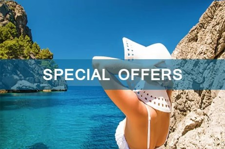 Special travel offers & discounts