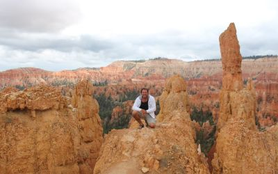 Dag 13 – Een wandeling in Bryce Canyon