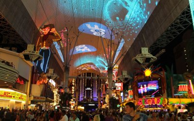 Dag 16 – Een dag ontspannen in Las Vegas