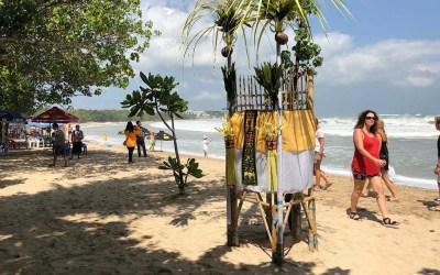 Dag 2 – Relaxdag in Kuta (Denpansar)